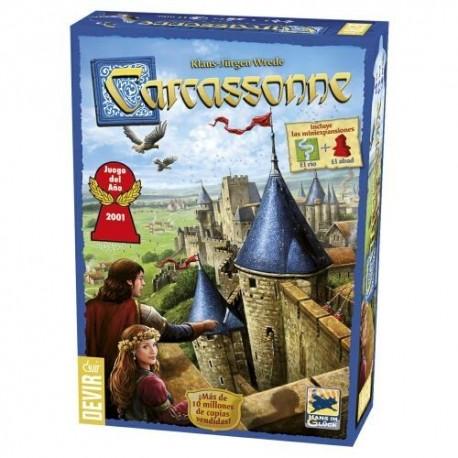 Carcassonne (edición 2015)