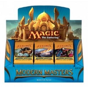Caja de Sobres de Modern Masters