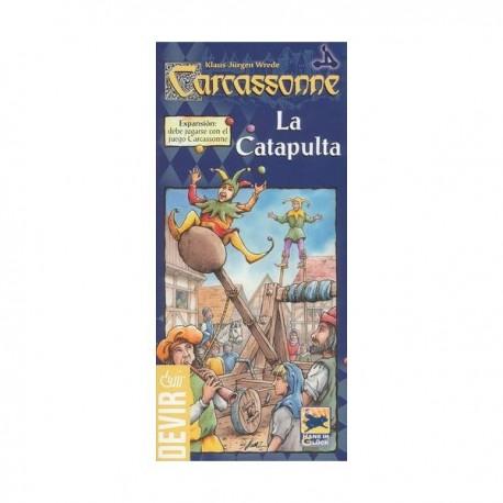 Carcassonne - La catapulta