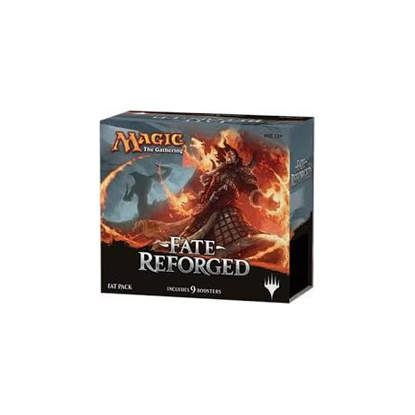 MTG - Fate Reforged Fat Pack - INGLES