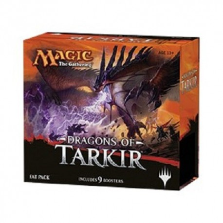 MTG - Dragons of Tarkir Fat Pack - INGLES