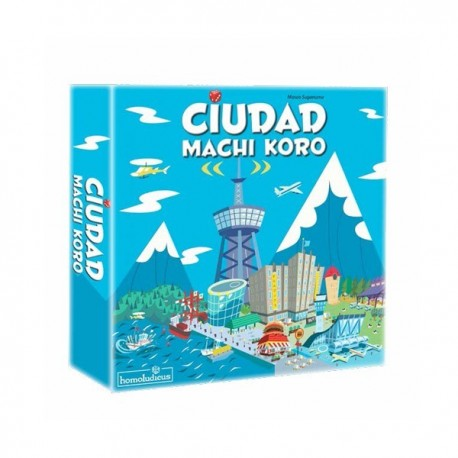Ciudad - Machi Koro