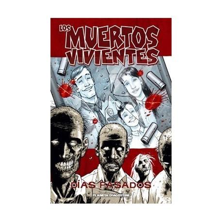 Los muertos vivientes nº 01 - Días pasados (1-6 USA) (THE WALKING DEAD)
