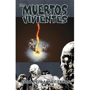 Los muertos vivientes nº 09 - Aquí permanecemos (49-54 USA) (THE WALKING DEAD)
