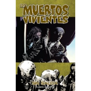 Los muertos vivientes nº 14 - Sin salida (79-84 USA) (THE WALKING DEAD)