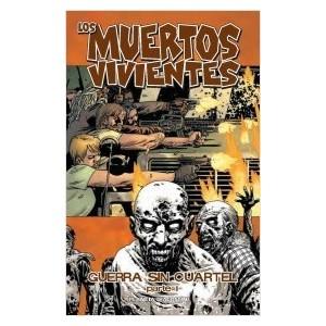 Los muertos vivientes nº 20 - Guerra sin cuartel parte 1 (115-120 USA) (THE WALKING DEAD)