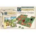 Carcassonne - Colinas y Ovejas
