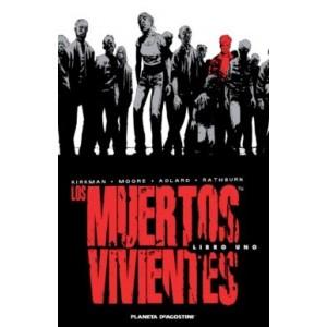 Los Muertos Vivientes Edición Integral Libro 01