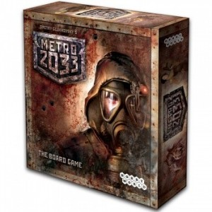 Metro 2033 - Boardgame (Ingles)