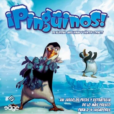 ¡PINGUINOS!