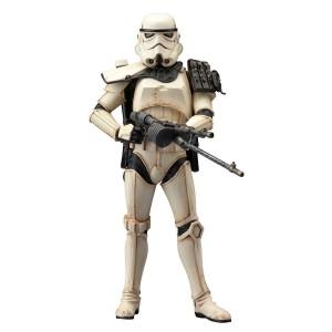 Star Wars - Figura Sargento Sandtrooper (Kotobukiya)