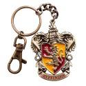 Llavero metálico Gryffindor 5 cm - Harry Potter
