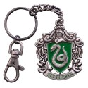 Llavero metálico Slytherin 5 cm - Harry Potter