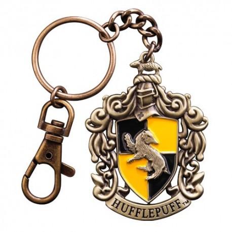 Harry Potter - Llavero metálico Hufflepuff5 cm