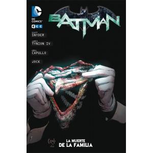 Batman: La muerte de la familia - 3ª Edición
