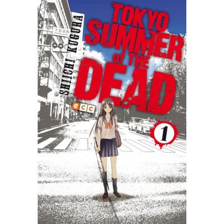 Tokyo Summer of the Dead núm. 01 (de 4)