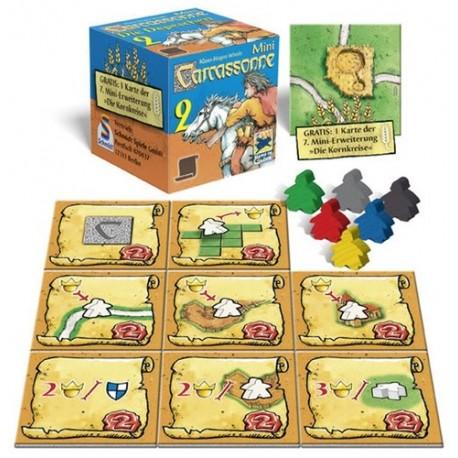 Carcassonne Mini Expansiones. 2 - Los despachos