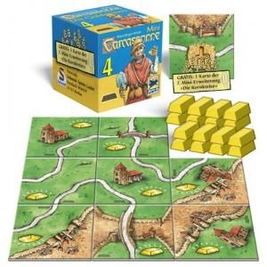 Carcassonne Mini Expansiones. 4 - Las minas de oro