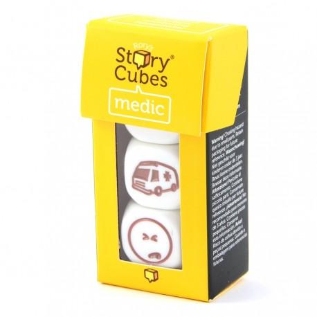 Story Cubes Médico