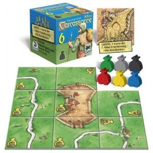 Carcassonne Mini Expansiones. 6 -Los Ladrones
