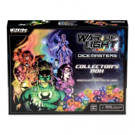 DC Dice Masters : Justice League Collector's Box