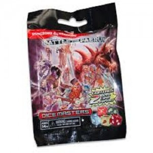 Dungeons & Dragons Dice Masters: Battle for Faerûn - Booster Pack