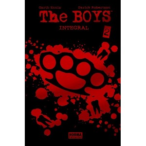 THE BOYS Integral Volumen 2 - Cartoné