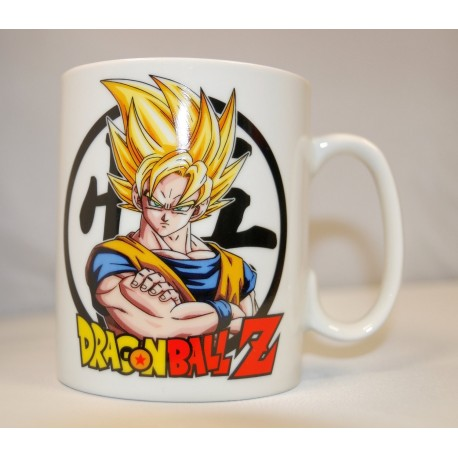 Taza - Dragon Ball Z - Goku