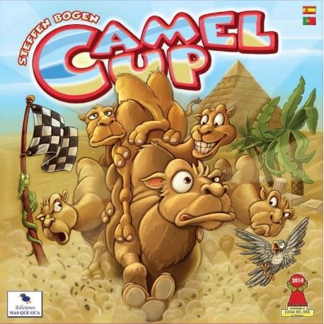 Camel Up Edición Español / Portugués (Camel Cup)