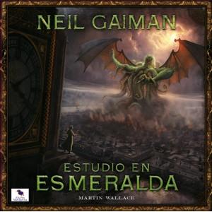 Estudio en Esmeralda - A Study in Emerald (Segunda Edicion Español)