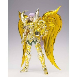 MU ARMADURA ARIES NEW CLOTH FIGURA 18 CM SAINT SEIYA MYTH CLOTH EX SOUL OF GOLD