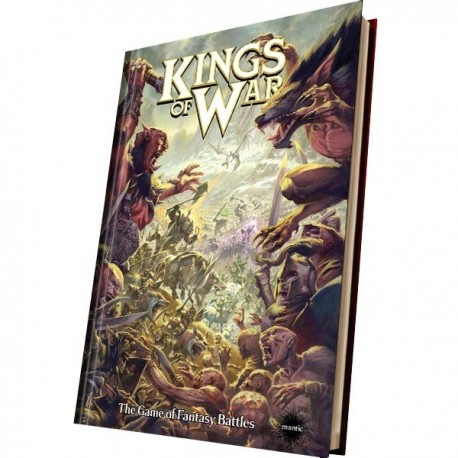 Kings Of War 2ª Edicion en Castellano