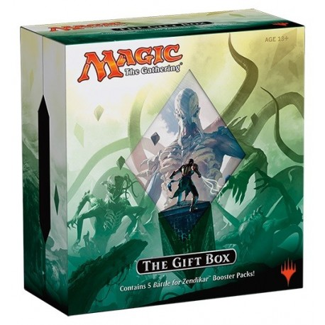 Battle for Zendikar - Gift Box - Inglés