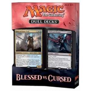 MTG: Duel Deck Blessed VS Cursed - Inglés