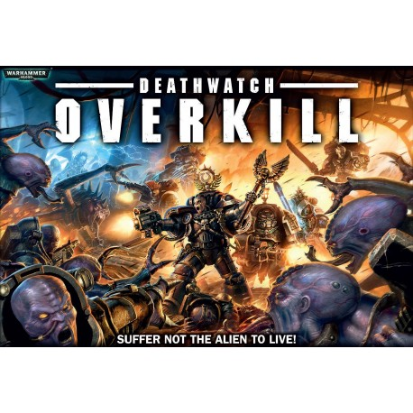 Deathwatch Overkill - Español