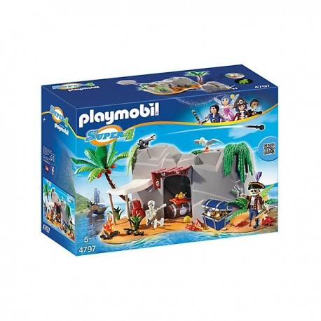 Cueva Pirata - 4797 - Playmobil