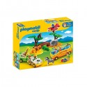 1.2.3 Gran Safari Africano - 5047- Playmobil