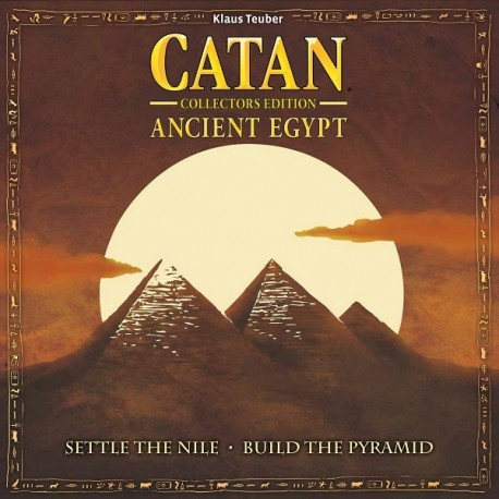 Catan: Ancient Egypt - INGLES