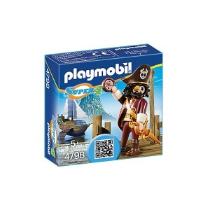 Sharkbeard - 4798 - Playmobil