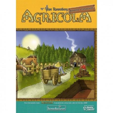 Agricola: Bosques y Cenagales