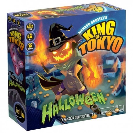 Comprar King of Tokyo Halloween