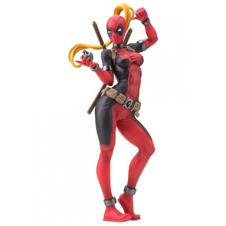 Comprar Marvel Bishoujo Estatua PVC 1/7 Lady Deadpool 24 cm