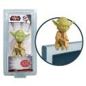 Star Wars Cabezón Yoda Sobre Monitor Ordenador 10 cm