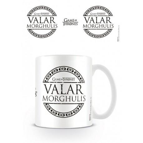 Comprar Taza Valar Morghulis - Juego de Tronos