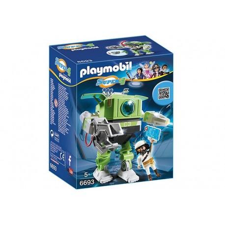 Comprar Cleano Robot - 6693 - Playmobil