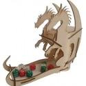 Torre de dados Dragon - E-Raptor