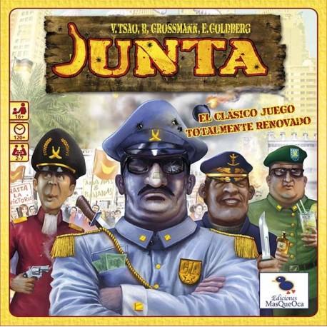 Comprar Junta - (El golpe)