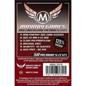 Fundas Mayday Mini Chimera Premium (43 mm X 65 mm) (50 uds)