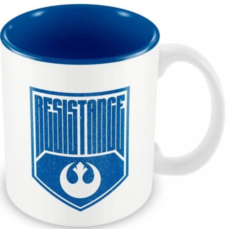 Comprar Star Wars Episode VII Taza Logo Resistance
