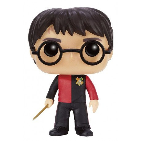 Harry Potter POP! Figura Harry Triwizard 9 cm